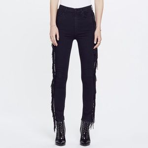 Mother The Swooner Ankle Jeans